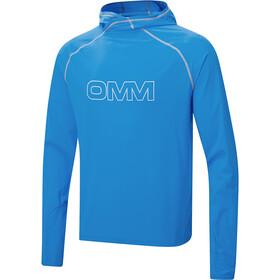 OMM Breeze Hoodie Men, blu